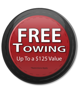 free tow with auto repair