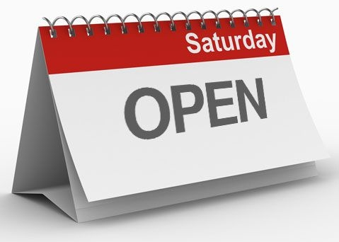 Saturdays Open